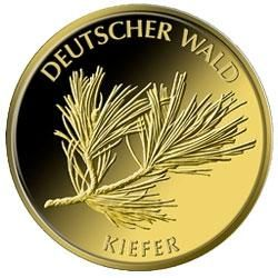 20 Euro Goldmünze Kiefer
