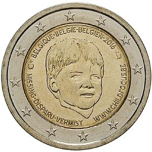 2 Euro Child Focus