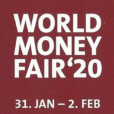 World Money Fair 2020